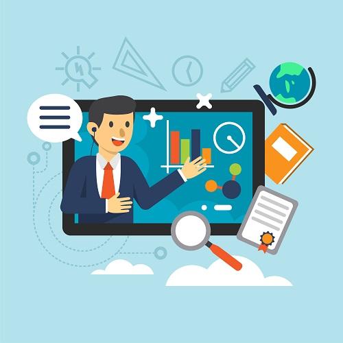 E-learning Liên hệ