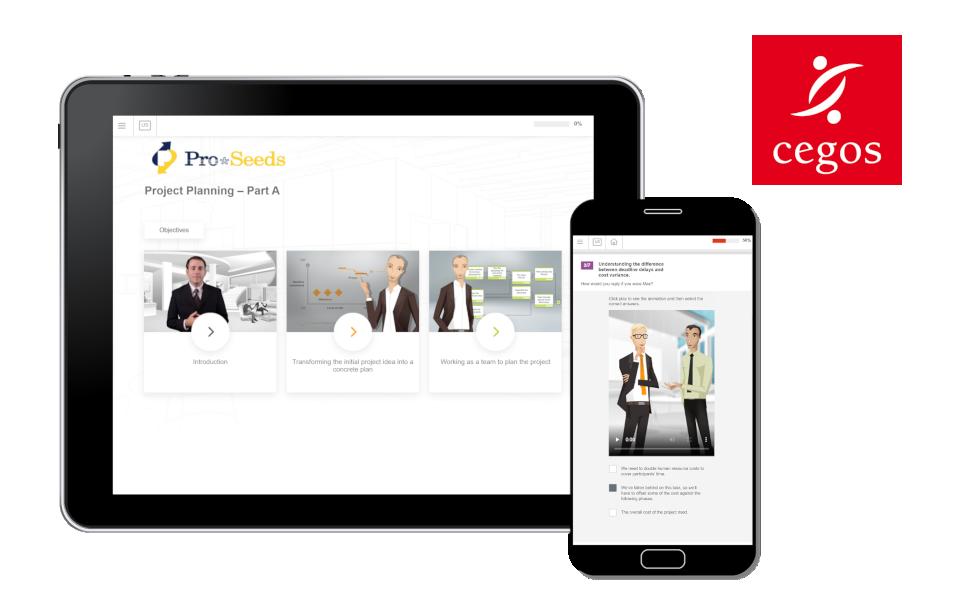 Khóa học e-Learning về Kinh doanh của CEGOS