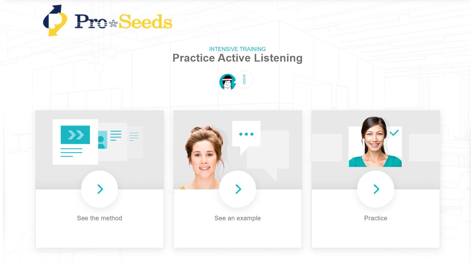 Học cách luyện nghe tích cực
