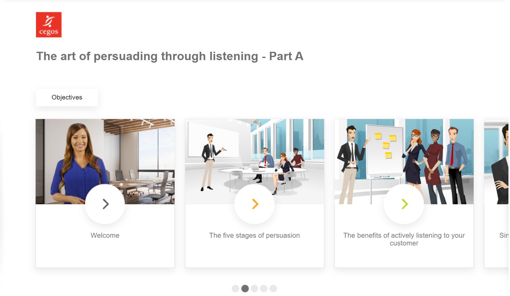 Nghệ thuật thuyết phục thông qua lắng nghe.Phần A – MH135A