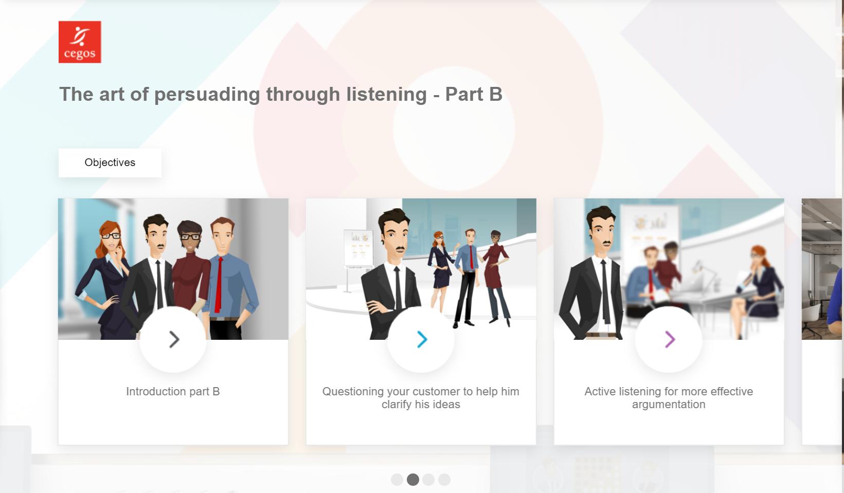 Nghệ thuật thuyết phục thông qua lắng nghe.Phần B -MH135B