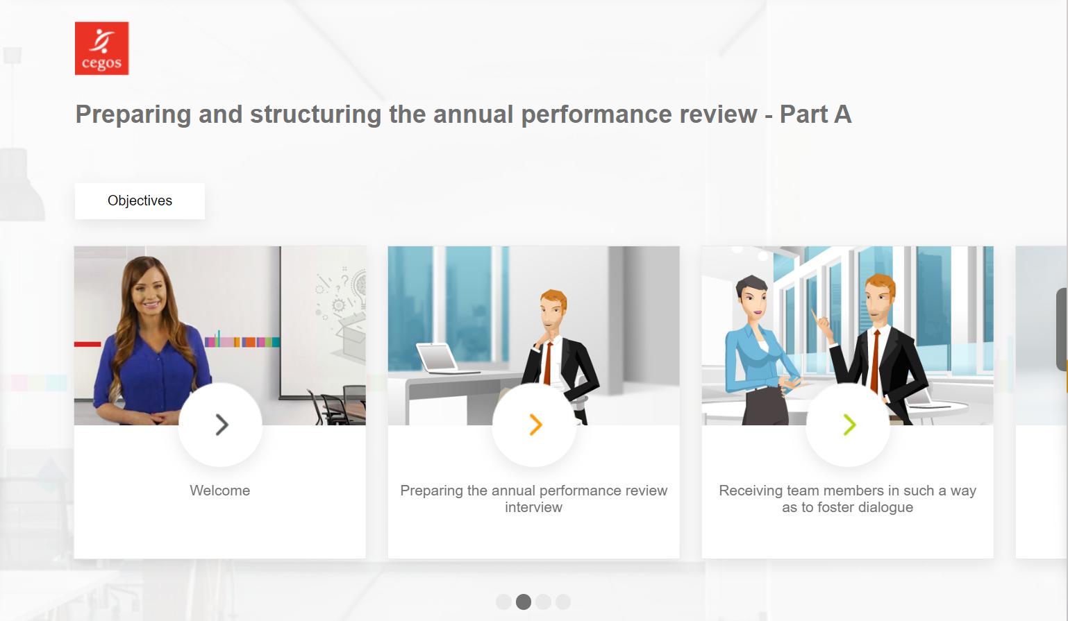 Chuẩn bị và xây dựng đánh giá hiệu suất hàng năm - Phần A